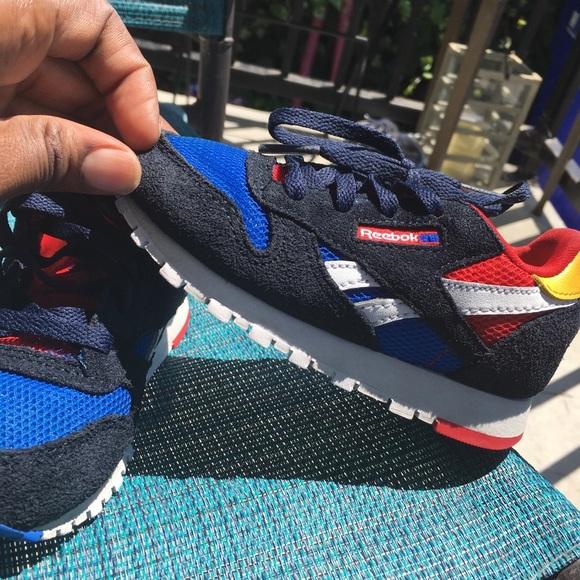 reebok classic shoes kids
